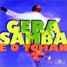 E o Tchan | CD | Gera Samba