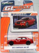 CHRYSLER 300 SRT Rojo Año fabricación 2013 Escala 1:64 de GREENLIGHT
