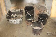 Roofing Hot Mop Tar Asphalt Pitch Metal Bucket