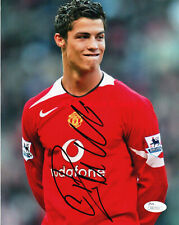 Manchester United Cristiano Ronaldo Autographed Signed 8x10 Photo  Reprint