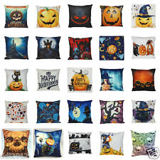 For Halloween Party Pillow Case Sofa Bed Waist Throw Cushion Cover Home Decor