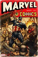 Marvel Comics #1000 (2019) Mark Brooks 1940s Variant NM Pre-sale 8/28/19