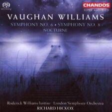 Richard Hickox, Vaughan Williams, R. - Symphony 6 [New SACD] Hybrid SACD