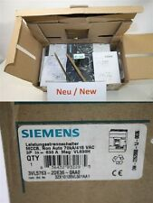 Siemens 3vl5763-2de36-0aa0 disjoncteur 630 a
