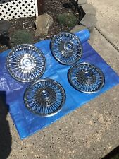 NOS 1965-66 Ford Mustang Wire Wheel Covers