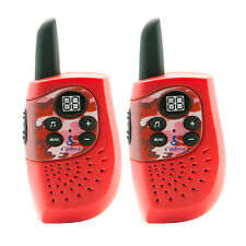 Walkie-talkie cobra PMR Hm230 3 km rojo