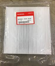 Genuine Honda Cabin HEPA Air Filter 80291-SAA-306