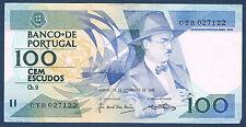 PORTUGAL - 100 ESCUDOS Pick n° 179.f du 24 novembre 1988 en NEUF CTR 027122