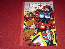 [Comics (NM) Dark Horse Modern Age Comics USA] John BYRNE'S next Men #14 - 1993