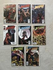 Marvel Knights Daredevil #1-8 Lot