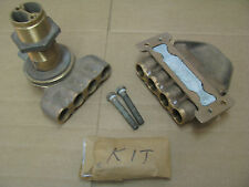 Walter Keel Cooler 4 Tube End Model Never Installed PME# 16235-19