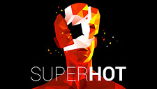 Superhot PC Steam Code Key NEW Download Game Fast Region Free