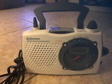 Emerson Emergency Radio Instant Weather Portable Am/Fm Tv Band Radio Rp6248