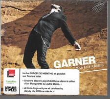CD ALBUM 13 TITRES--GARNER--BAS LES ARMES--2014--NEUF