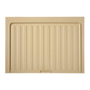 Rev-A-Shelf SBDT-3336-A-1 Under Sink Base Drip Tray Cabinet Accessory, Almond