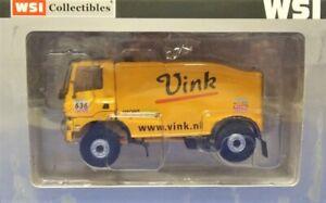 WSI 9419 Ginaf Dakar Rally Truck VINK - 1/50 MIB