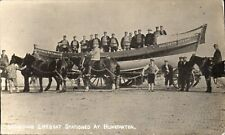 More details for hunstanton. launching lifeboat stationed at hunstanton.