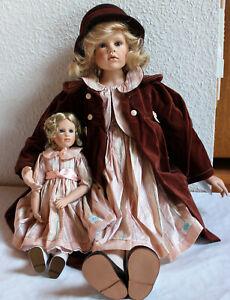 """WPM Puppe """"Marie-Caprice"""" nach einem Original von Hildegard Günzel zu verkaufen"""
