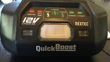 Craftsman NEXTEC 12-Volt Lithium-Ion Battery Charger w/ QuickBoost Quick Boost