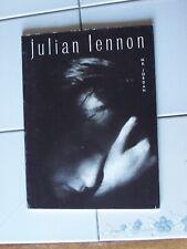 Julian Lennon Mr Jordan Rock Music Song Book New Rare Oop 1989 Warner Brothers