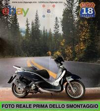 Ricambi scooter usati motore forcella sella Piaggio Beverly 300 i.e. 2010 2016