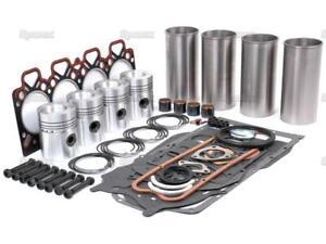Engine Rebuild Kit for Perkins 4.212 Massey-Ferguson MF UK 165 50 Tractor IH 475