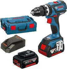 Bosch 18v Sds Plus Brushless Rotary Hammer Kit With 2 X 5.0ah Li-ion Batteries
