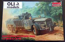 1/72 Selbstfahrlafette auf Fahrgestell VOMAG 7/660 mit 8.8cm Flak  - Roden 727