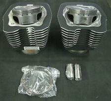 """Ultima Black Finish 4.00"""" Cylinder Set Only for Ultima 107"""" and 113"""" Engines"""