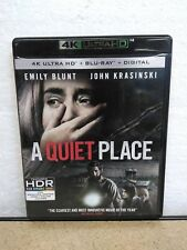 A Quiet Place (Blu Ray + Digital) 2018