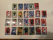 Bundesliga match attax x 26 kart.