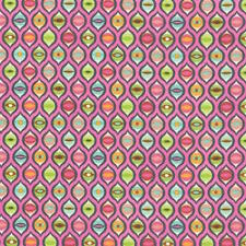 By 1/2 Yard ~ Free Spirit Fabric Tabby Road Tula Pink Cat Eyes Marmalade Skies