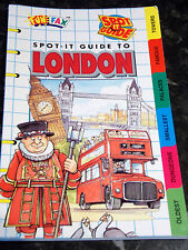 Fun Fax Book - Spot-It Guide to London. Henderson Publishing. 24 Available.