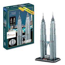 Petronas Twin Towers 3D Puzzle (86 Pcs)#PZPT