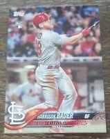 Lot (325) 2018 Topps Series 1 Baseball RCs Harrison Bader card #21 invest