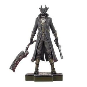11cm Bloodborne The Hunter PVC Action Figure Collectible Model Children Toy Gift