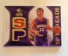 2007/08 SP ROOKIE THREADS STEVE NASH PATCH