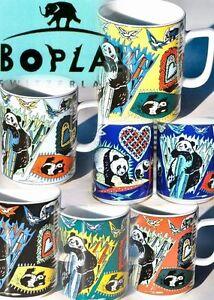 PANDA BOPLA MAXITASSE 30cl Milch- Kaffee- Teebecher