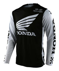 Troy Lee Designs GP Jersey Elsinore Honda Black