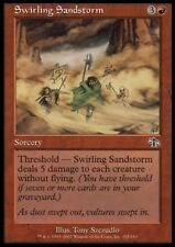 MTG 4x SWIRLING SANDSTORM - Judgment *Threshold 5 Damage*