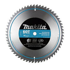 Makita A-93675 10-inch 60T Smooth Crosscutting Carbide-Tip Miter Saw Blade