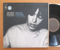 CBS 76481 Mozart Piano Concertos 24 & 14 Murray Perahia English Chamber NM/EX