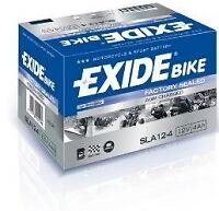 Batterie moto Exide 6N6-3B-1  6V 6AH