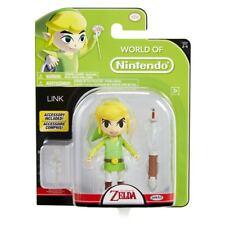 Jakks World of Nintendo Super Mario 4 Inch Metroid Samus Action Figure Kid Toy
