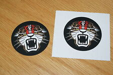 Marco Simoncelli Stickers (pair)