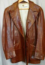 Leather 1970s Vintage Clothing for Men