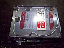 "Western Digital Red WD20EFRX 2TB ISATAIII 6.0Gb/s 64MB 3.5"" internal Hard Drive"