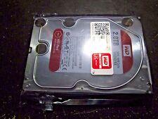 "Western Digital Red WD20EFRX 2TB ISATAIII 6.0Gb/s 64MB 3.5"" internal Hard Drive"