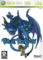 XBOX 360 Game Blue Dragon (3 Discs) - Xbox One MINT - FAST 1st Class Delivery