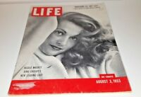 August 3, 1953 LIFE Magazine Old Ads FREE SHIPPING Aug 8 53 2 1 4 5 6 LOT #7  Ad